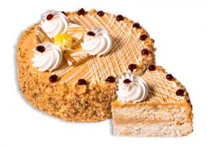 торт лакомка безе на заказ в Самаре
