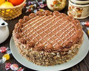 торт киевский на заказ в Самаре